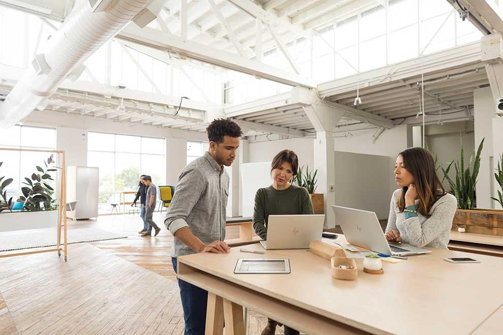 HP presenta su oferta de servicios para dar respuesta a la nueva realidad