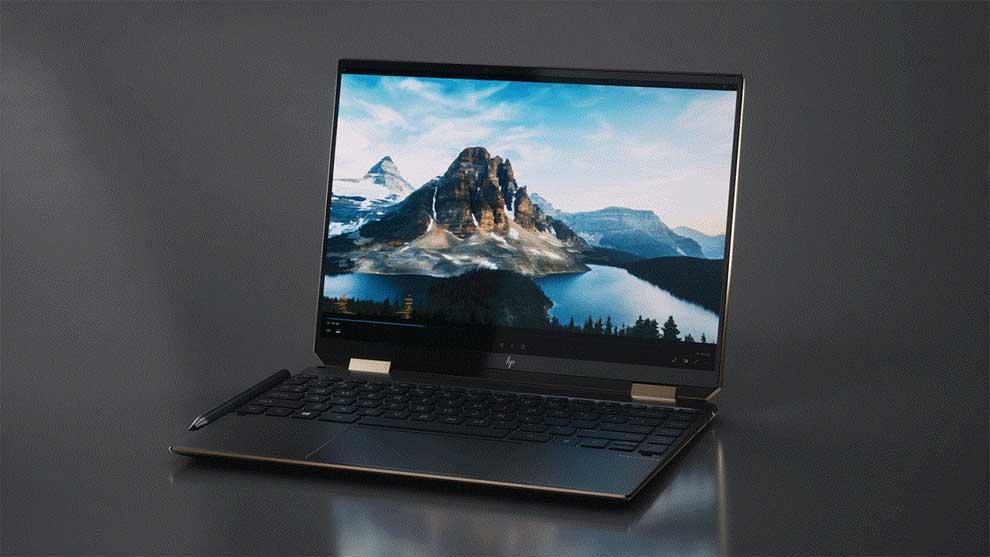 HP presenta el HP Spectre x360 14, convertible con teclado tipo tijera