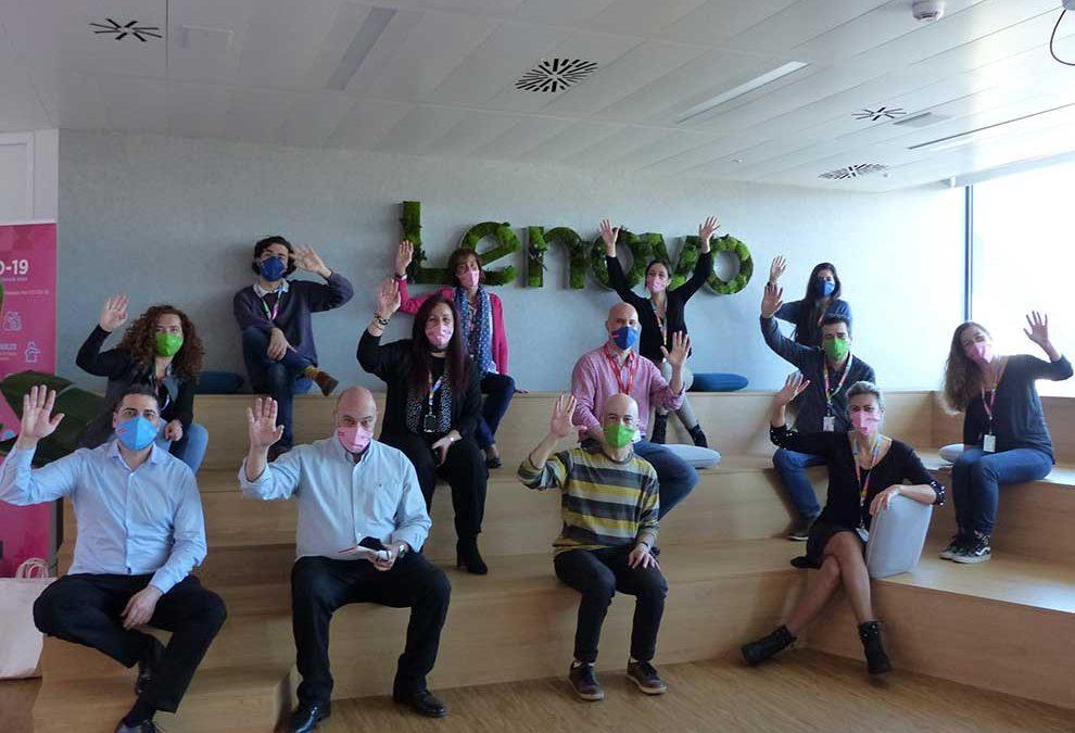 voluntariado Lenovo