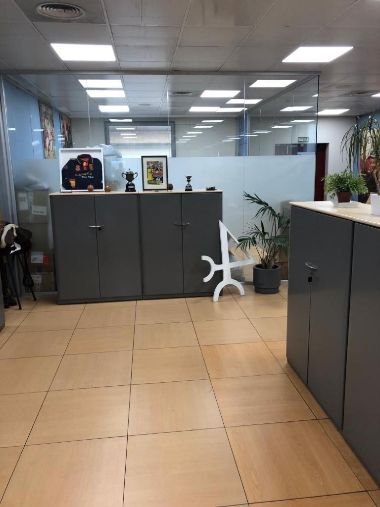 oficina en edificio inbisa