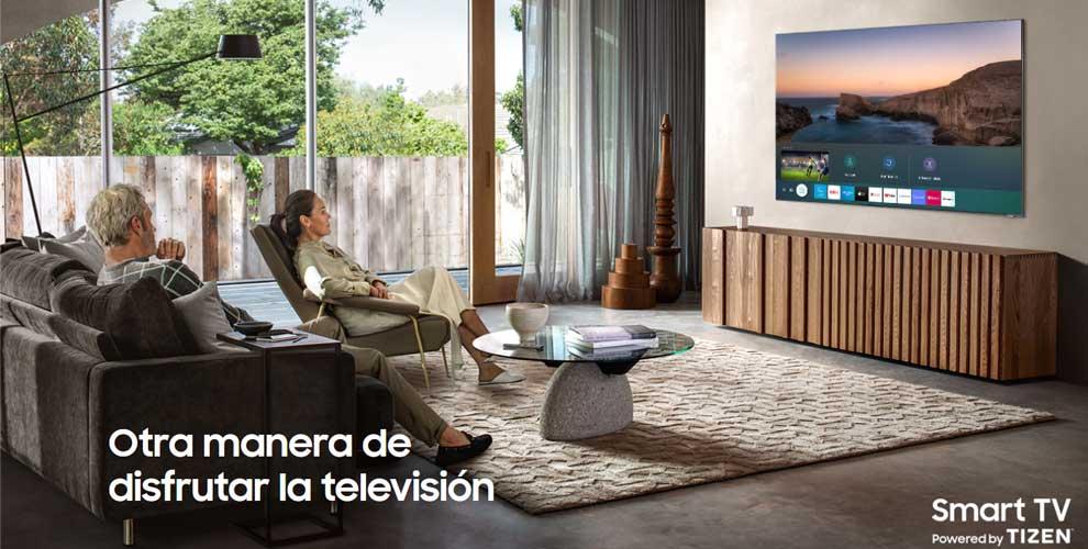 Samsung y Movistar anuncian la integración de los contenidos de Movistar+ en Universal Guide