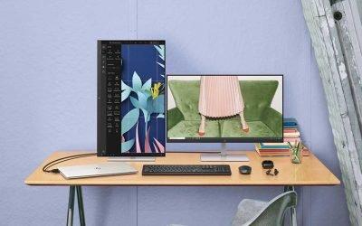 HP U28 4K HDR un monitor para creadores de contenido