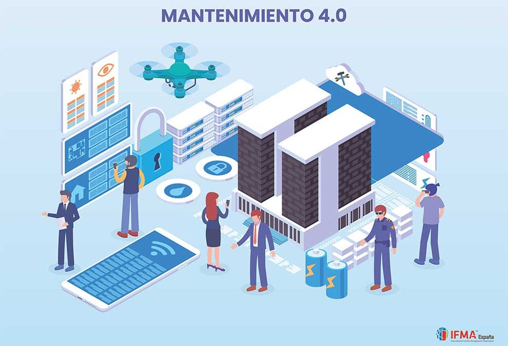 El Internet of Things (IoT) y sistemas de gestión asistidos por ordenador (GMAO), las tecnologías que se consolidarán en el mantenimiento de Edificios