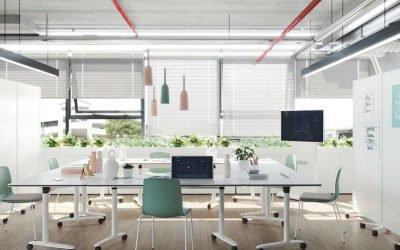 El 62% de los españoles prefiere utilizar una forma mixta oficina-casa